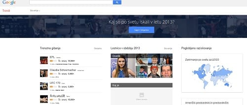Google trendi
